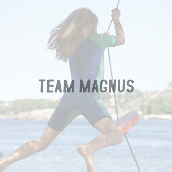 Team Magnus neckwarmer