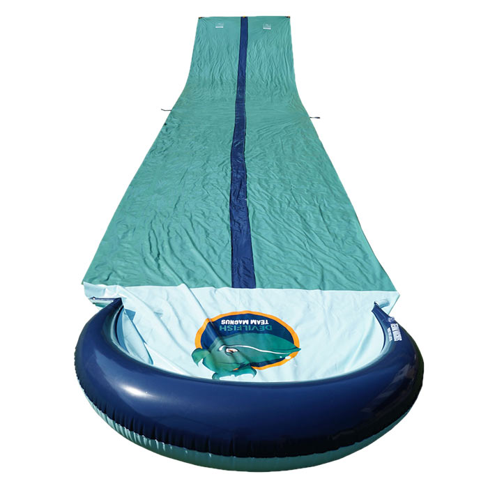 Devilfish slip and slide XXL