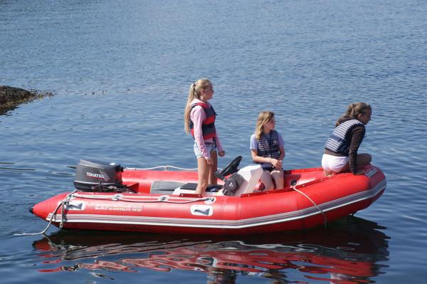 Can You Trust Your Kids with Boats?