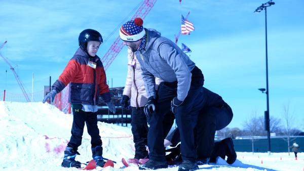 Learning to Ski Do's & Don'ts