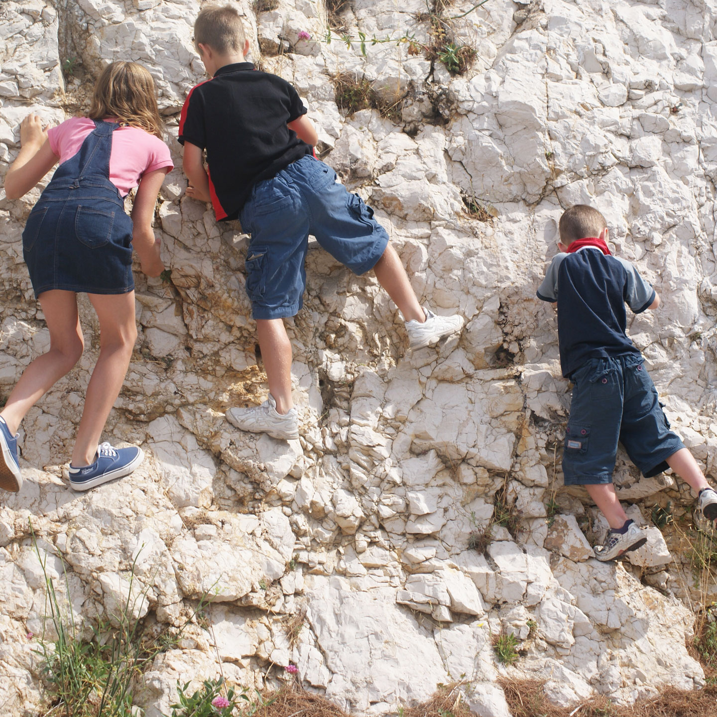 Kids' parkour - healthy, fun and free