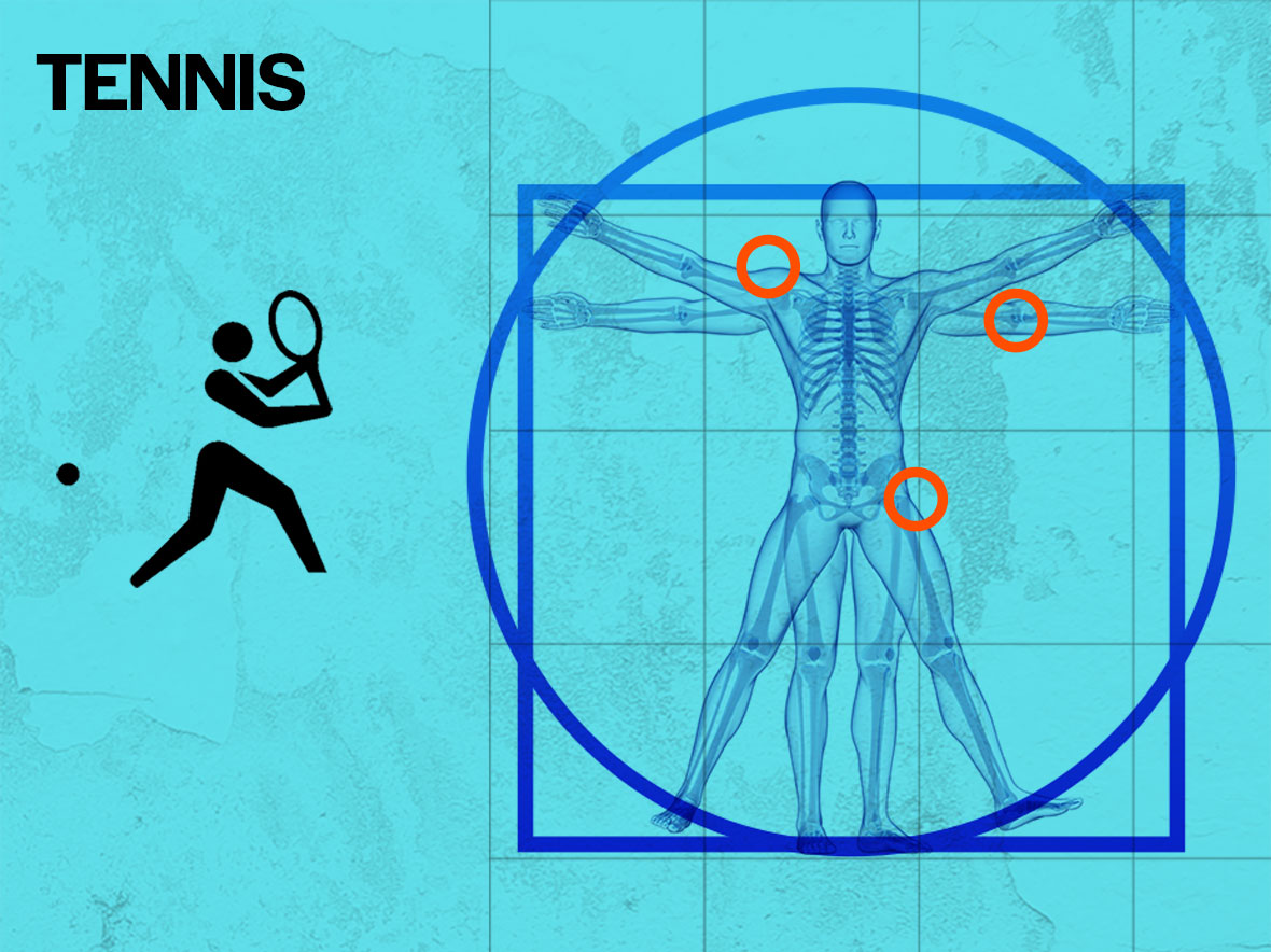 Tennis – lockdown drills