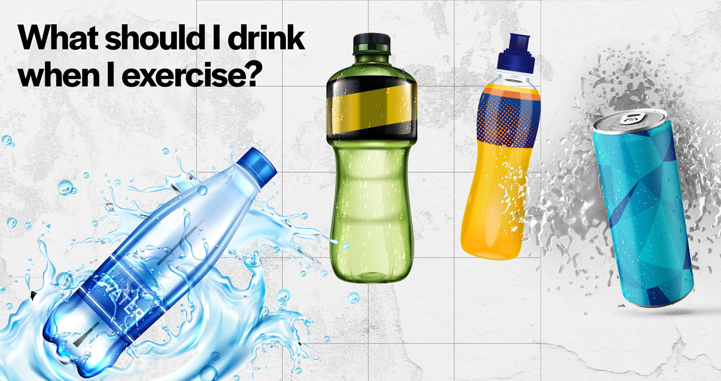 Hydration for Sports: What Should You Drink?